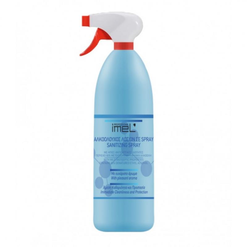 Αλκοολούχος Λοσιόν σε Spray Ibl 1000ml
