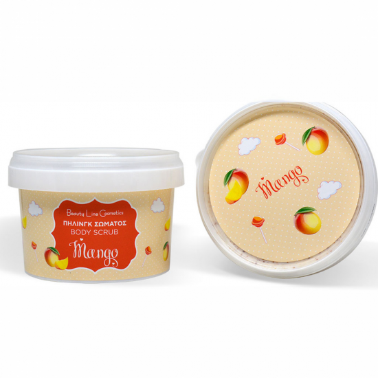Scrub Σώματος KRH Mango Body Scrub 250ml