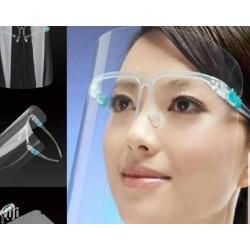 Ασπίδα Προστασίας Προσώπου Τύπου Γυαλιά