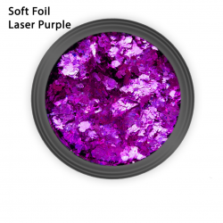 Soft Foil Laser Purple J.K (260123)