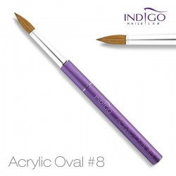 INDIGO ACRYLIC BRUSH No.8