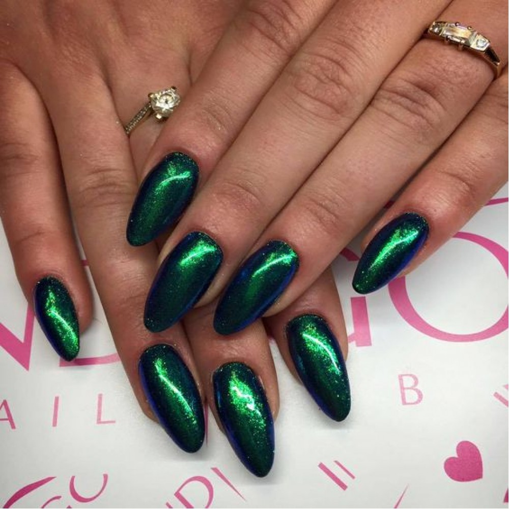 MERMAID EFFECT EMERALD