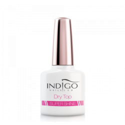 INDIGO DRY TOP COAT SUPER SHINE (NON WIPE) 7ml
