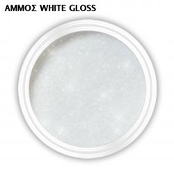 Άμμος White Gloss J.K 5gr (020676)