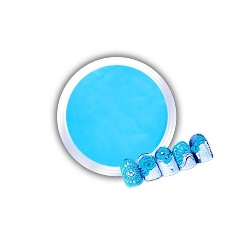 Gel Για 3D Δαντέλες Και Ανάγλυφα Σχέδια J.K 3D Lace Baby Blue (140062)