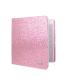 Δειγματολόγιο Βιβλίο Νυχιών J.K  Color Book 120 Θέσεων Pink Glitter (210118)