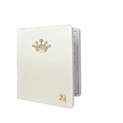 Δειγματολόγιο Βιβλίο Νυχιών J.K Color Book 120 Θέσεων Queen Pearl ( 210114)