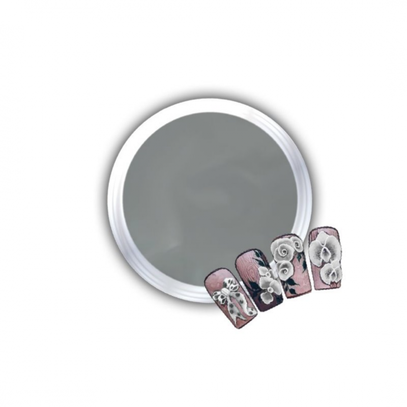 Gel Για 3D Δαντέλες Και Ανάγλυφα Σχέδια J.K 3D Lace Grey (140307)