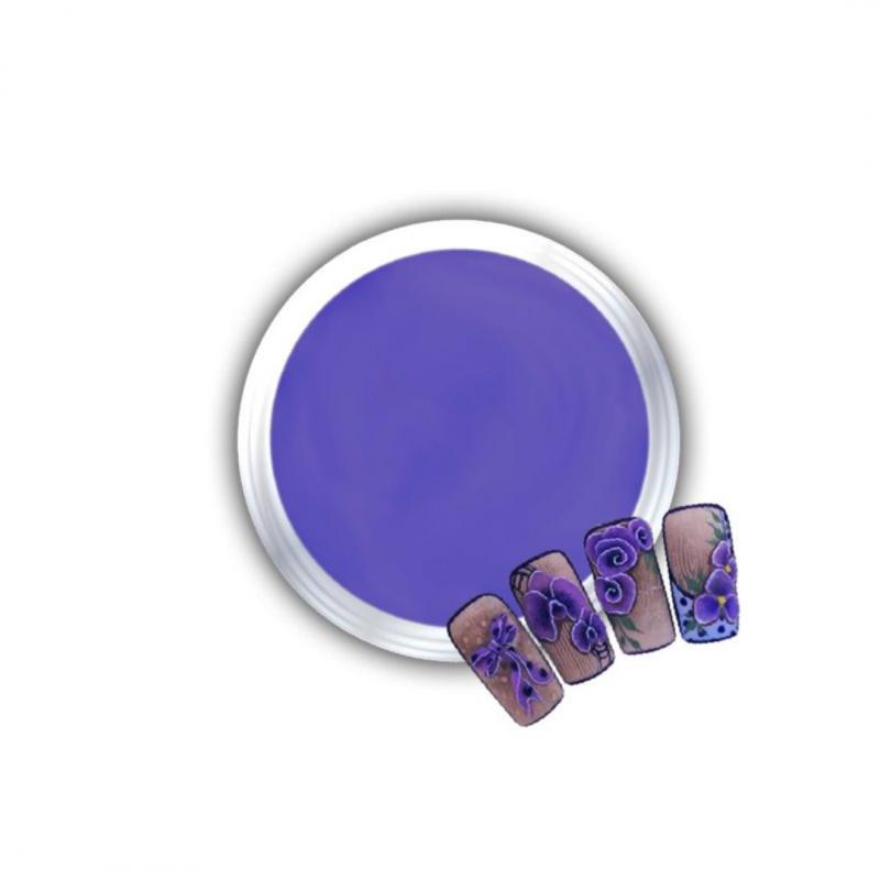 Gel Για 3D Δαντέλες Και Ανάγλυφα Σχέδια J.K 3D Lace Mauve (140112)