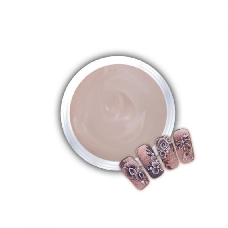 Gel Για 3D Δαντέλες Και Ανάγλυφα Σχέδια J.K 3D Lace Nude (140065)