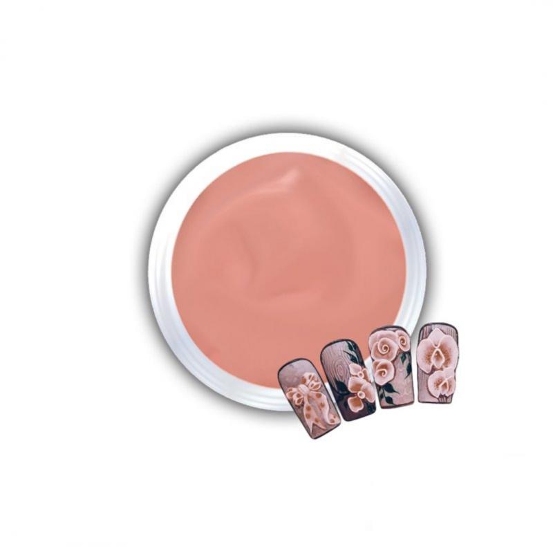 Gel Για 3D Δαντέλες Και Ανάγλυφα Σχέδια J.K 3D Lace Pink Peach (140053)