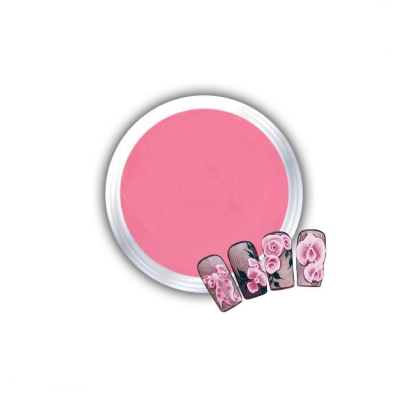 Gel Για 3D Δαντέλες Και Ανάγλυφα Σχέδια J.K 3D Lace Pink (140110)