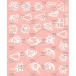 Αυτοκόλλητα Νυχιών J.KDream Nails TW 280 (113668)