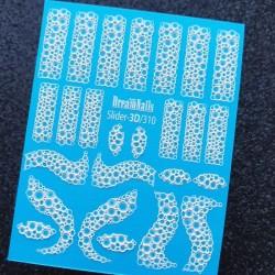 Αυτοκόλλητα Νυχιών J.K Dream Nails 3D Slider 310 (114227)