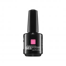 Ημιμόνιμο Βερνίκι Jessica GELeration Pink Shockwaves 15 ml