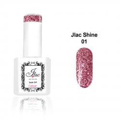 Ημιμόνιμο Βερνίκι JLac Shine 01 15ml