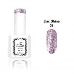 Ημιμόνιμο Βερνίκι JLac Shine 02 15ml