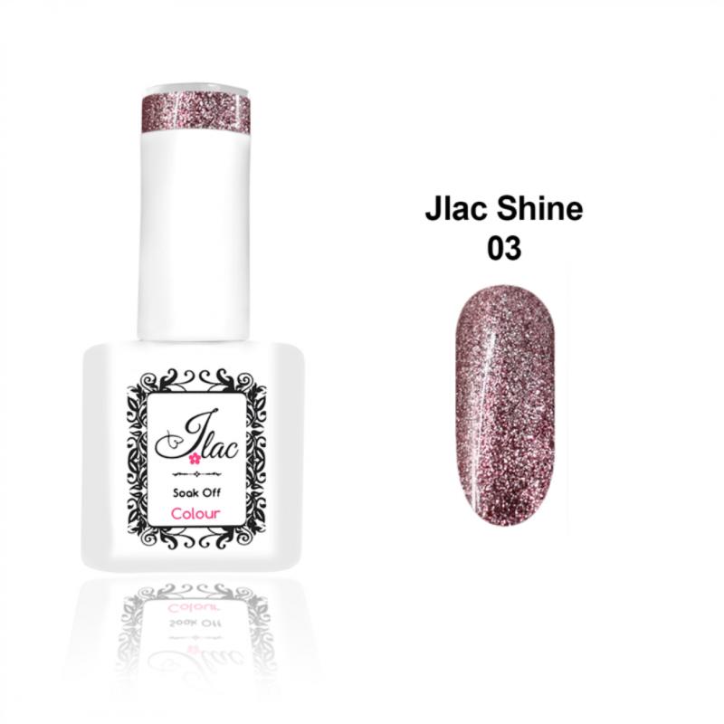 Ημιμόνιμο Βερνίκι JLac Shine 03 15ml