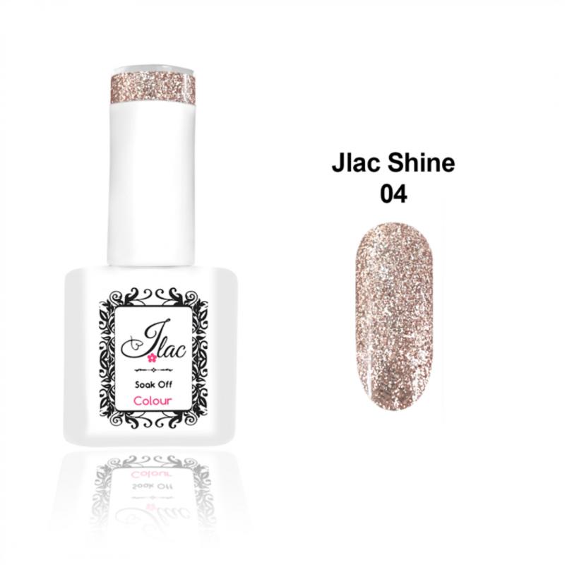 Ημιμόνιμο Βερνίκι JLac Shine 04 15ml