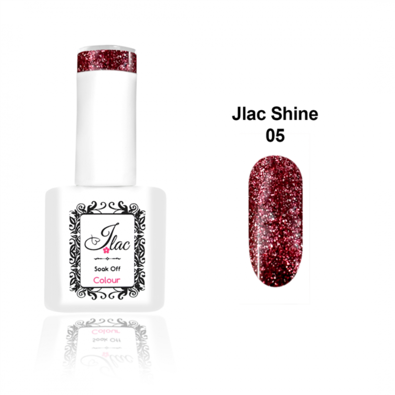 Ημιμόνιμο Βερνίκι JLac Shine 05 15ml