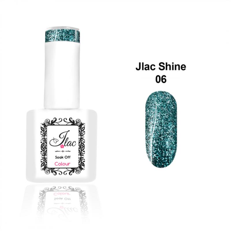 Ημιμόνιμο Βερνίκι JLac Shine 06 15ml