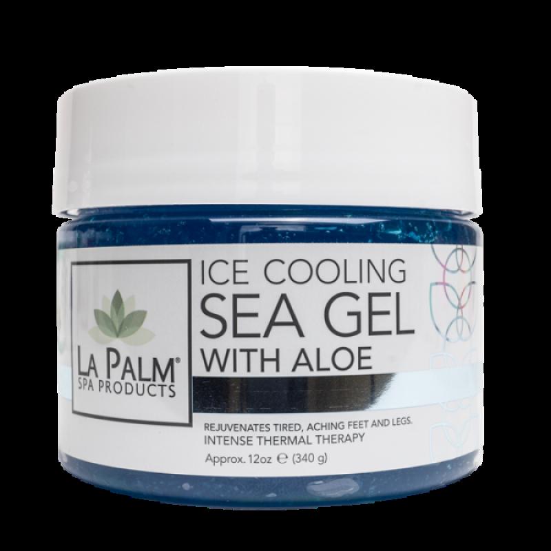 LA PALM ICE COOLING SEA GEL (370gr - 3785gr)