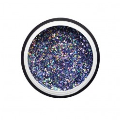 Mecosmeo Color Gel Diamond Star 5ml