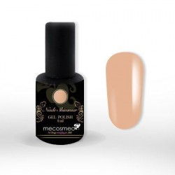 Ημιμόνιμο βερνίκι Mecosmeo Shimmer Nude Gel Polish 8ml
