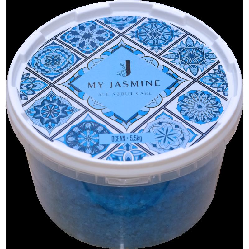 'Aλατα Μπάνιου Και Πεντικούρ My Jasmine Ocean Soap 5.5kg