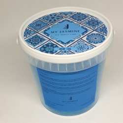 'Aλατα Μπάνιου Και Πεντικούρ My Jasmine Ocean Soap 1.5kg
