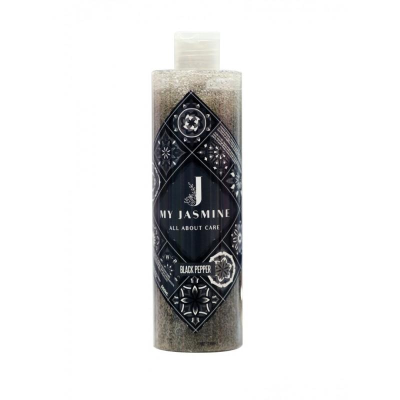 Scrub- Αφρόλουτρο My Jasmine Black Pepper  500ml