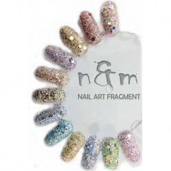 NM NAIL ART (FRAGMENT + NO)
