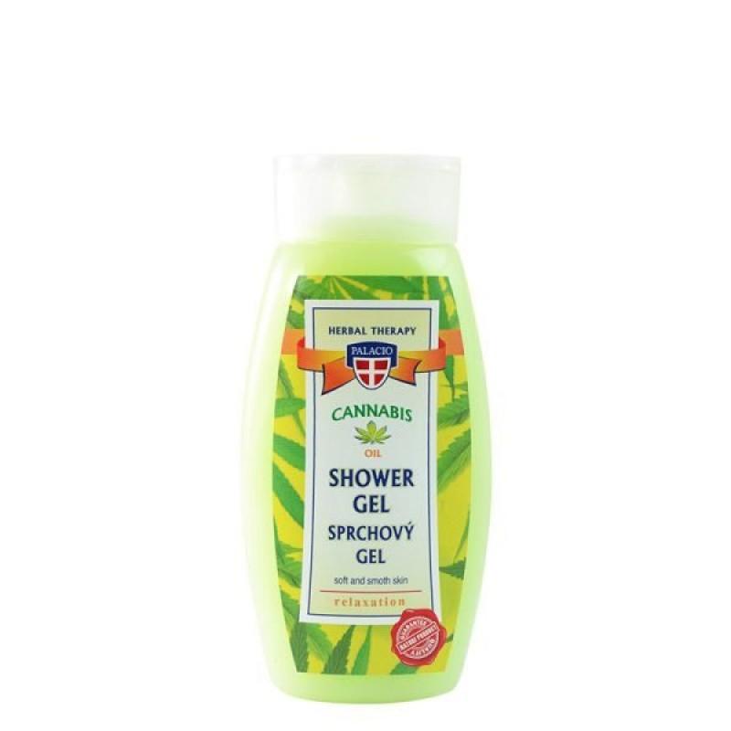 Αφρόλουτρο Κάνναβης Palacio Cannabis Shower Gel 2% 250ml