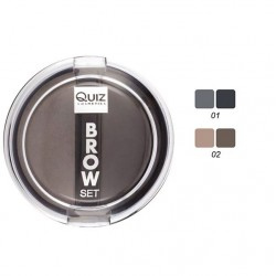 QUIZ BROW SET