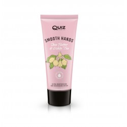 QUIZ SMOOTH HANDS CREAM WITH SHEA BUTTER