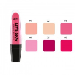 QUIZ LET'S GLOW LIP GLOSS
