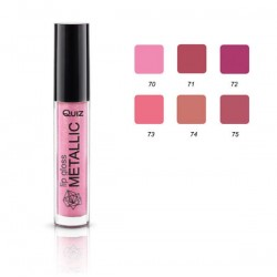 QUIZ METALLIC LIP GLOSS