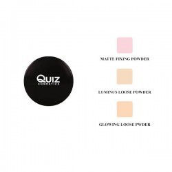 QUIZ NATURAL POWDER COLLECTION