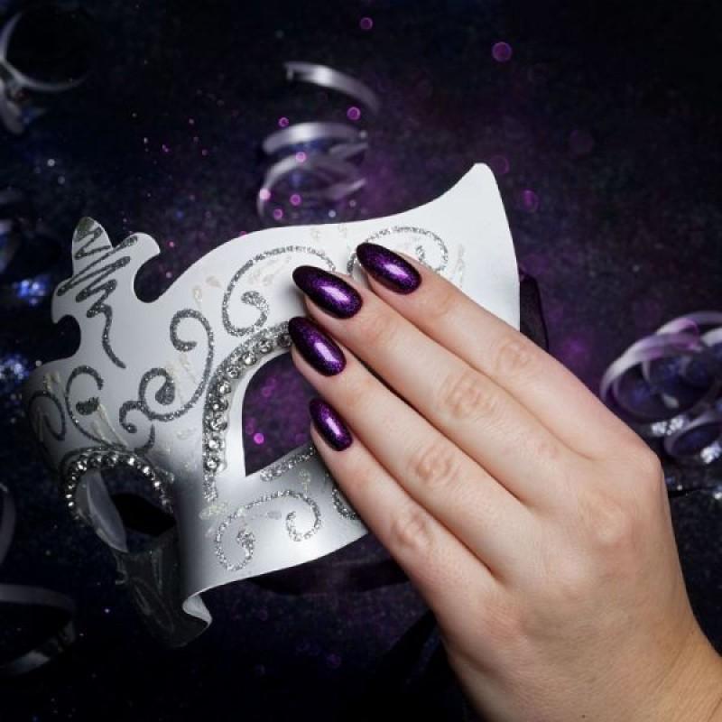343 Ημιμόνιμο Bερνίκι Semilac Shimmer Violet 7ml