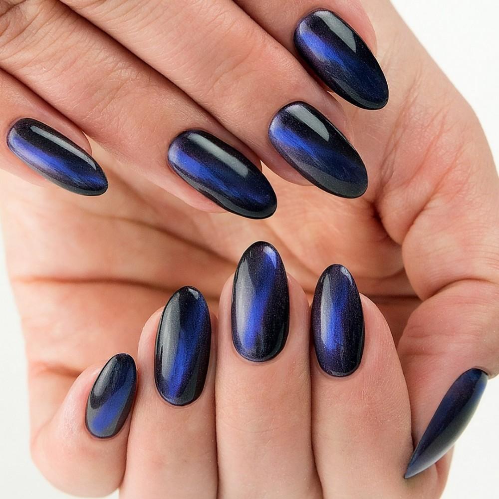 SEMILAC CAT EYE 613 BLUE 7ml