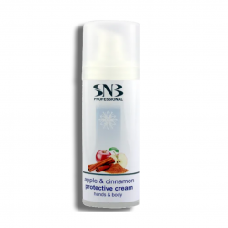SNB PROTECTIVE CREAM APPLE AND CINNAMON (30ml - 100ml)