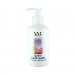 SNB HAND CREAM GUAVA 250ml