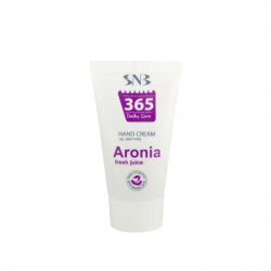 SNB HAND CREAM ARONIA (30ml - 100ml - 250ml)