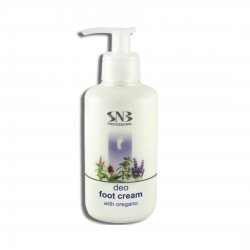 SNB DEO FOOT CREAM 250ml