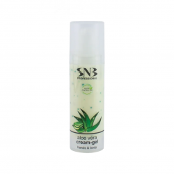 SNB ALOE VERA CREAM GEL (30ml - 250ml)