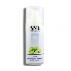SNB PROTECTIVE CREAM LIME (30ml - 100ml)