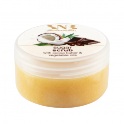 SNB COCONUT – CHOCOLATE SUGAR SCRUB 500ml