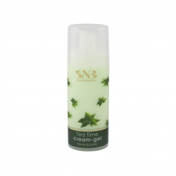 SNB CREAM GEL TEA TIME (30ml - 250ml)