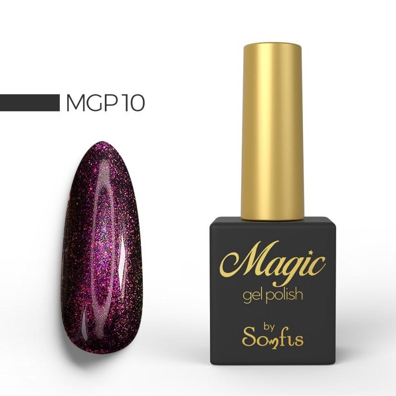 Ημιμόνιμο Βερνίκι MGP10 Magic Gel Polish by Somfis 9ml