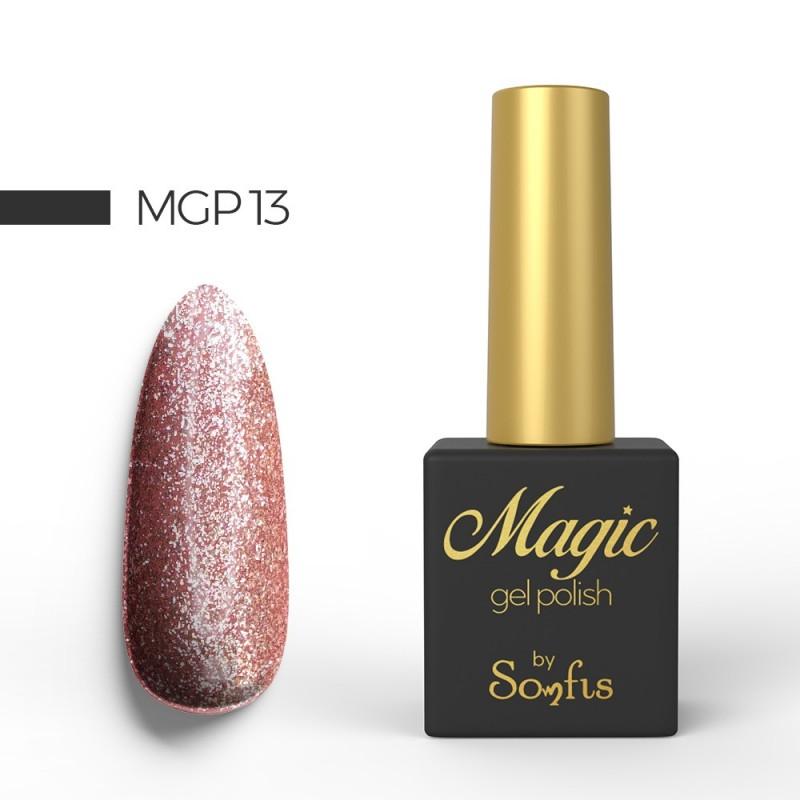 Ημιμόνιμο Βερνίκι MGP13 Magic Gel Polish by Somfis 9ml